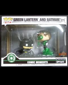 DC Comics - Pop! - Jim Lee Comic Moments - Green Lantern Batman exclusive