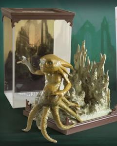 Harry Potter - Créatures magiques - Figurine Grindylow (Strangulot)