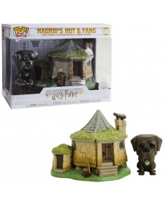 Harry Potter - Pop! - Hagrid's Hut & Fang