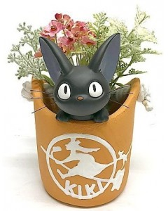 Kiki la petite Sorcière - Vase soliflore Jiji