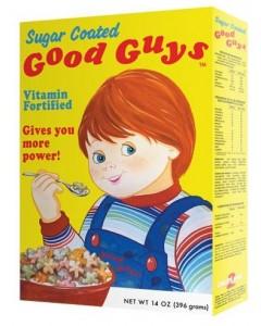 Chucky - Réplique 1/1 boîte de céréales Good Guys