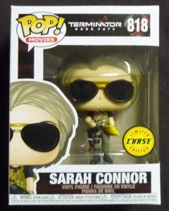 Terminator : Dark Fate - Pop! Movies - Sarah Connor CHASE n°818