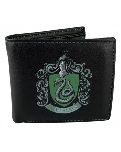 Harry Potter - Portefeuille bifold Slytherin