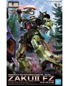 Gundam - RE/100 Zaku II FZ