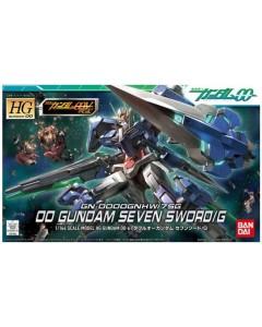 Gundam - HG 1/144 00 Gundam Seven Sword/G