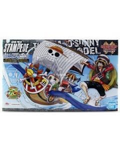 One Piece - Maquette Thousand Sunny Flying Model