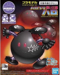 Gundam - Maquette Haropla Black Tri-haro
