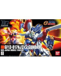 Gundam - HGFC 1/144 God Gundam