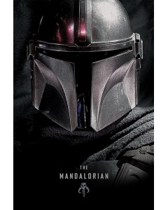Star Wars : The Mandalorian - grand poster Dark (61 x 91,5 cm)