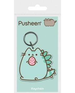 Pusheen - Porte-clé PVC Pusheenosaurus