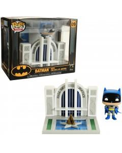 DC Comics - Pop! - Batman 80th - Batman & Hall of Justice n°09