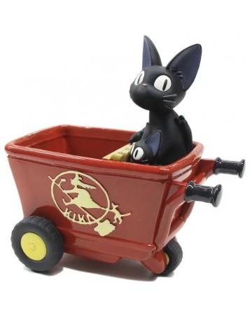 Kiki la petite Sorcière - Petit pot Jiji Red Cart