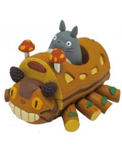 Mon voisin Totoro - Figurine friction Chatbus