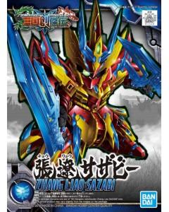 Gundam - SD Sangoku Soketsuden Zhang Liao Sazabi
