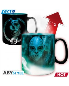 Harry Potter - Mug thermo-réactif Deatheaters