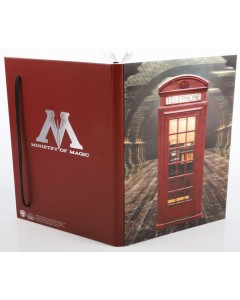 Harry Potter - Carnet lenticulaire Ministry of Magic