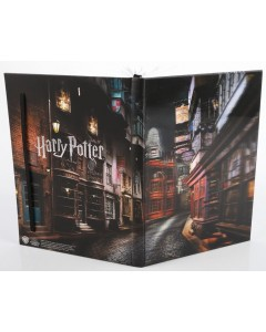 Harry Potter - Carnet lenticulaire Diagon Alley