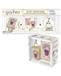 Harry Potter - Coffret Hogwarts Amortentia (mug + carnet + porte-clé)