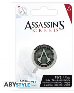 Assassin's Creed - Pins Crest
