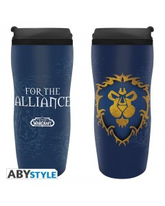 World of Warcraft - Travel mug Alliance