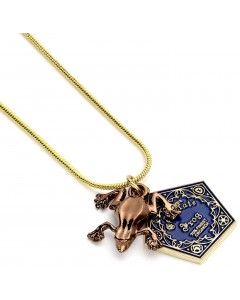 Harry Potter - Collier Chocolate Frog (Chocogrenouille)