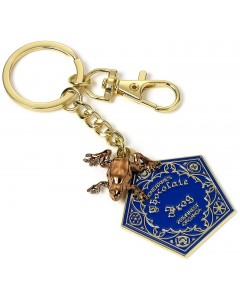 Harry Potter - Porte-clé Chocolate Frog (Chocogrenouille)