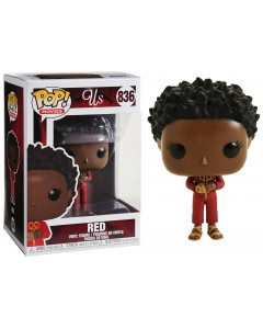 Us - Pop! - Red with scissors n°836