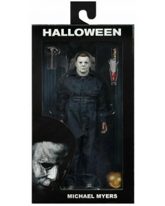 Halloween - Figurine Retro Clothed Michael Myers