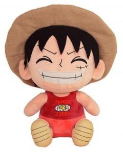 One Piece - Peluche Luffy 20 cm