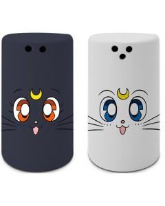 Sailor Moon - Salière et poivrière Luna & Artemis