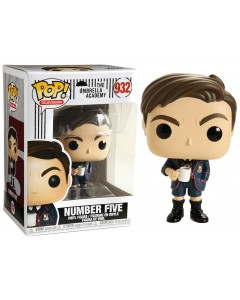 The Umbrella Academy - Pop! - Number Five n°932