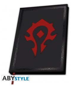 World of Warcraft - Carnet A5 Horde