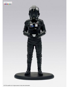 Star Wars - Attakus Elite - Statue Tie Fighter Pilot 18 cm