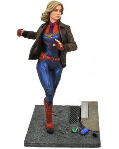 Marvel - Statue Premier Collection - Captain Marvel 28 cm