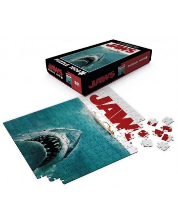 Jaws - Puzzle 1000 pièces Movie Poster