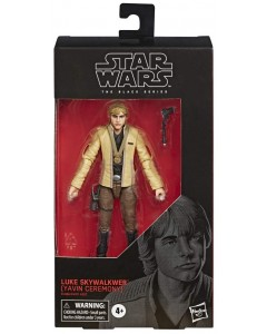 Star Wars - Black Series - 6 inch - Luke Yavin Ceremony