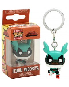 My Hero Academia - Pop! Pocket - porte-clé Izuku Deku Midoriya