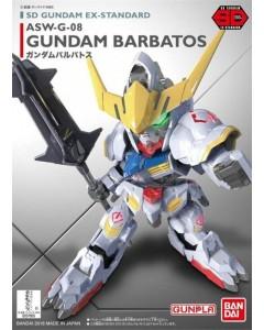 Gundam - SD ASW-G-08 Gundam Barbatos