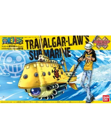 One Piece - Grandship Collection - Maquette Trafalgar Law's Submarine
