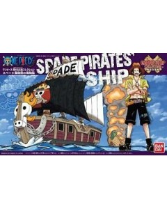 One Piece - Grandship Collection - Maquette Spade Pirates
