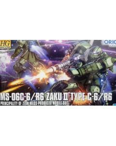 Gundam - HG 1/144 Zaku II Type C-6/R6