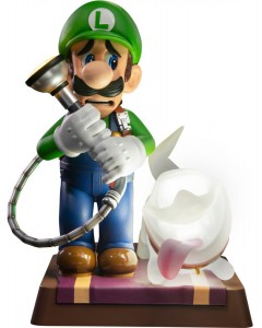 Luigi's Mansion 3 - Figurine Luigi 23 cm version collector
