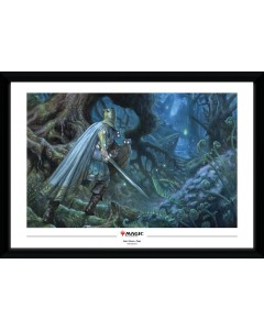 Magic the Gathering - Poster encadré Once Upon A Time 50 x 70 cm