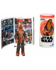 Star Wars - Galaxy of Adventure Action Figure 9 cm - Chewbacca