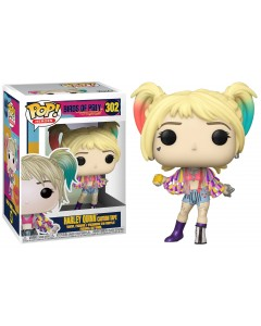 Birds of Prey - Pop! - Harley Quinn Caution tape n°