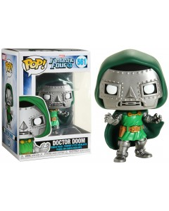 Marvel - Pop! Fantastic Four - Doctor Doom n°561