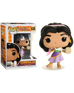 Disney Pop! - The Hunchback of Notre Dame - Esmeralda n°635