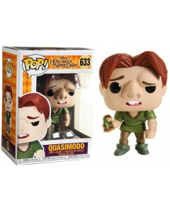 Disney Pop! - The Hunchback of Notre Dame - Quasimodo n°633