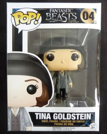 Fantastic Beasts - Pop! - Tina Goldstein n°04
