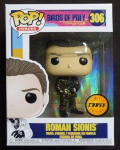 Birds of Prey - Pop! - Roman Sionis CHASE n°
